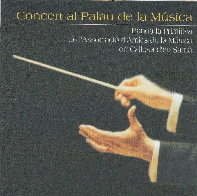 Concert al Palau de la Música