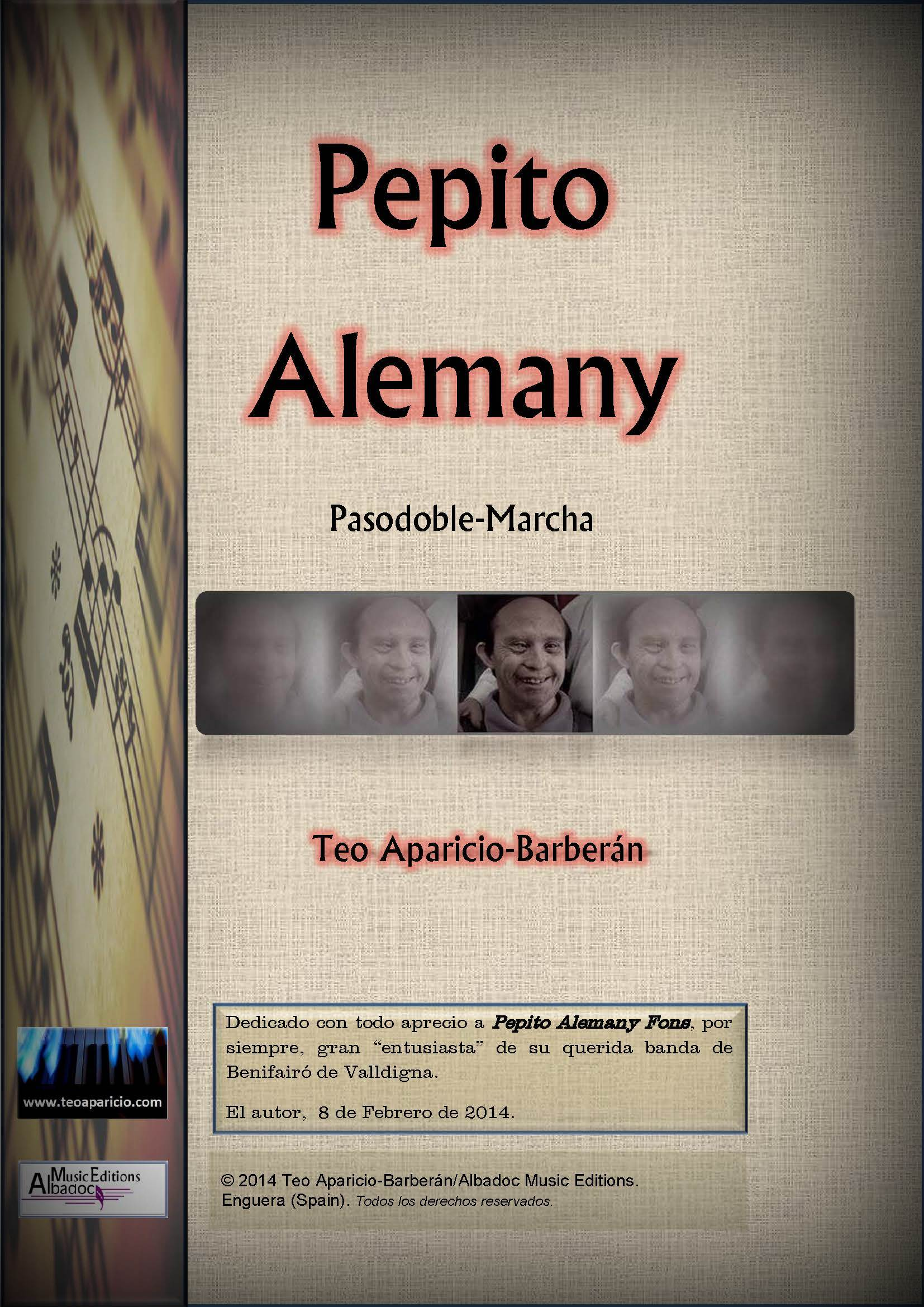 Pepito Alemany (FULL SET)