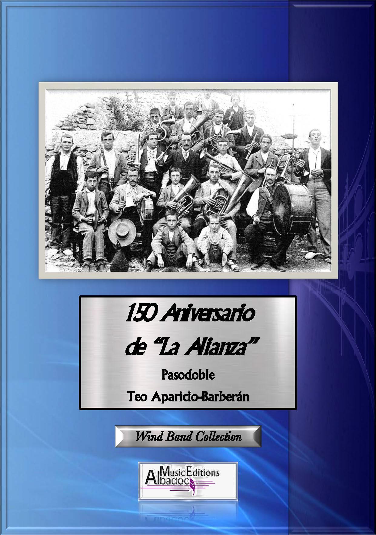 150 Aniversario «La Alianza» (Full Set)