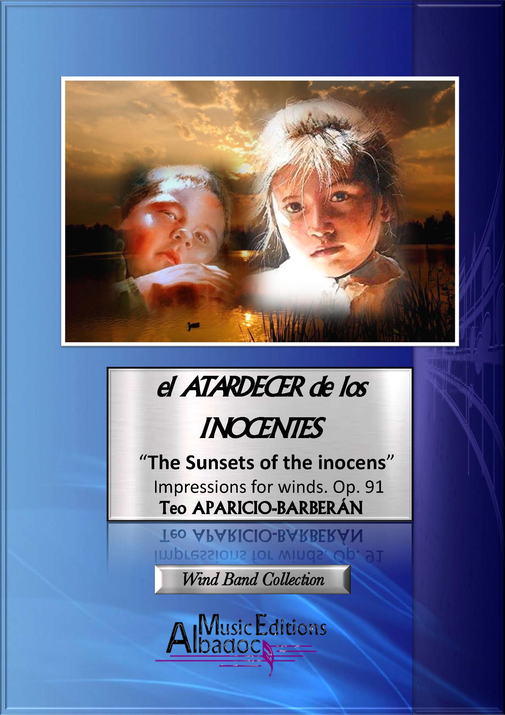 El atardecer de los inocentes (Score)